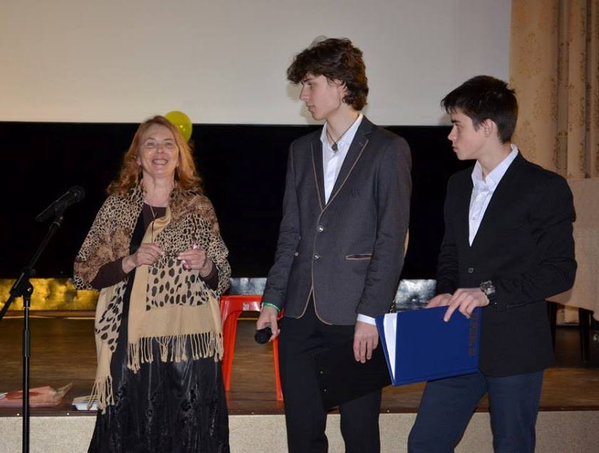 Первый фестиваль деткой книги в Черноголовке